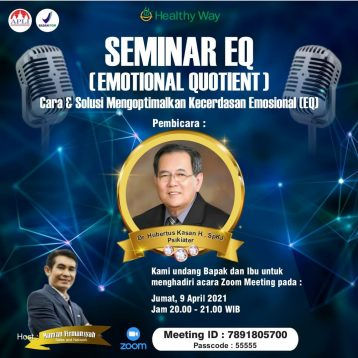 Hubertus - Seminar 9 April 2021